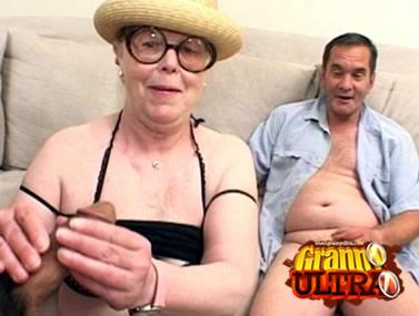 Great granny gangbang 1